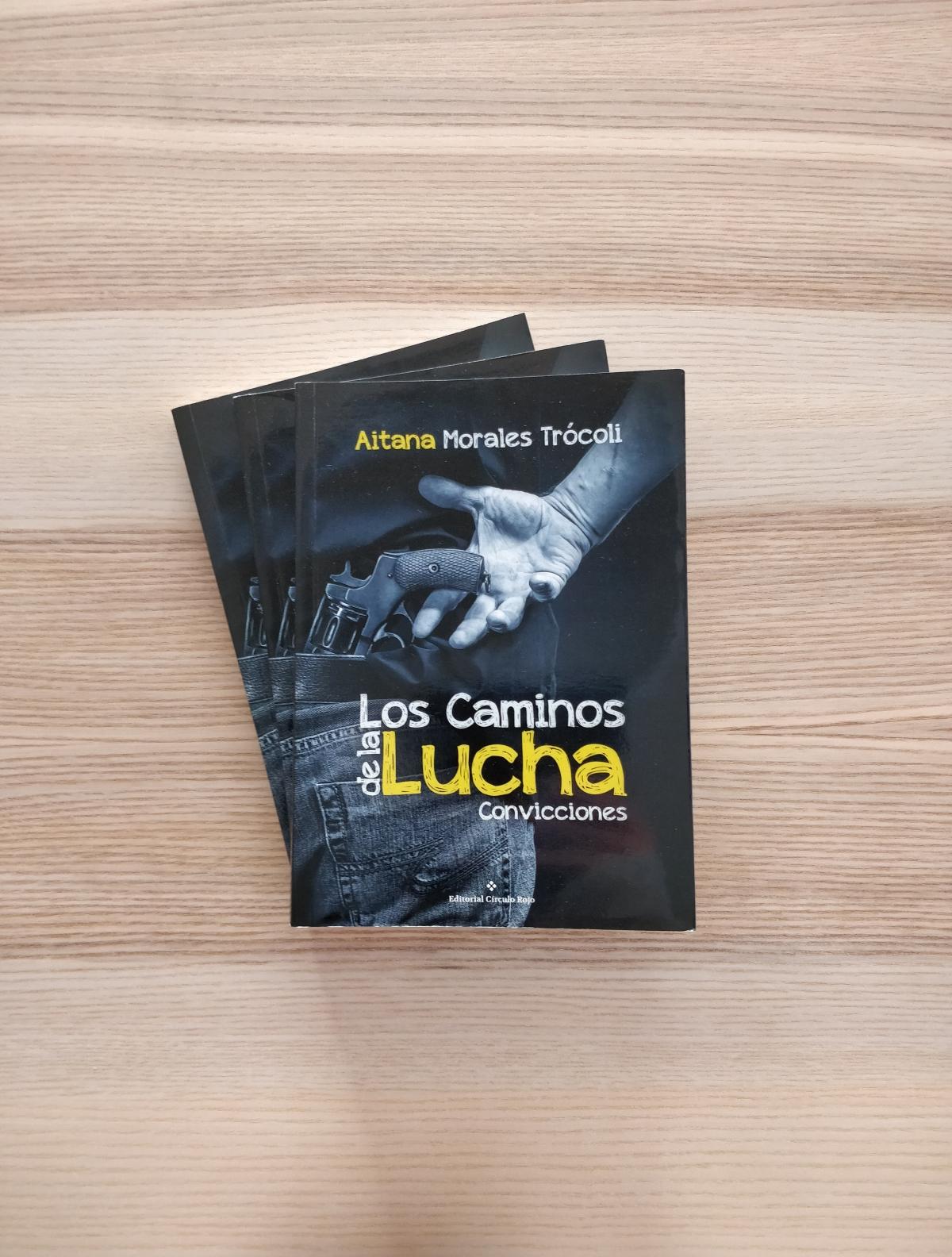 """Sorteo de tres ejemplares de """"Los caminos de la lucha"""" enInstagram"""